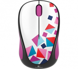 Logitech M238 ''PLAYING BLOCKS'' wireless optikai mintás egér (910-004480)