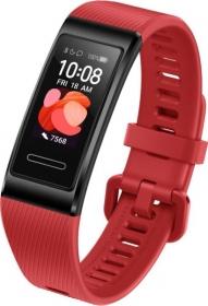Huawei BAND 4 PRO piros okosóra (55024890)