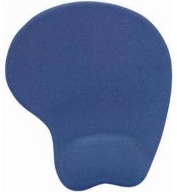 Manhattan 427203 zselés csuklótámaszos kék egérpad