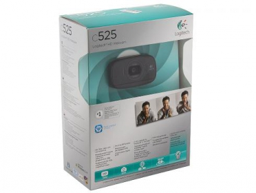 Logitech C525  Webkamera (960-000723)