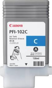 Canon PFI-102C ciánkék tintapatron (0896B001AA)