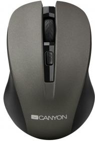 CANYON CMSW1O wireless optikai szürke egér (CNE-CMSW1G)