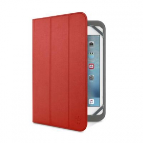 Belkin Samsung Low Cost Folio  10'' piros tablet tok (F7P356btC01)