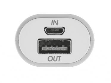 Trust Cinco  2600 Portable Charger szürke-fehér PowerBank (20506)
