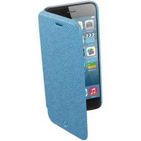 Cellularline Book Color iPhone 6 kék telefontok (BOOKCOLORIPH647B)