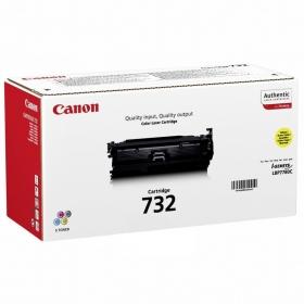 Canon 732 Y sárga toner (6260B002)