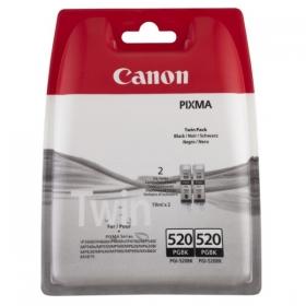 Canon PGI-520 fekete twinpack tintapatron (2932B012)