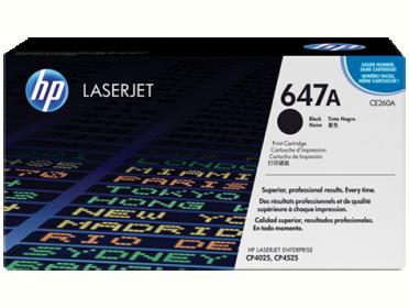 HP 647A fekete toner (CE260A)