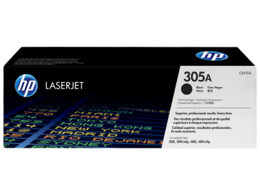 HP 305A fekete toner (CE410A)