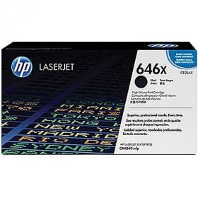 HP 646X fekete toner (CE264X)