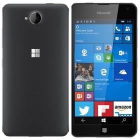 Microsoft Lumia 650 4G LTE Fekete Okostelefon (A00026945)