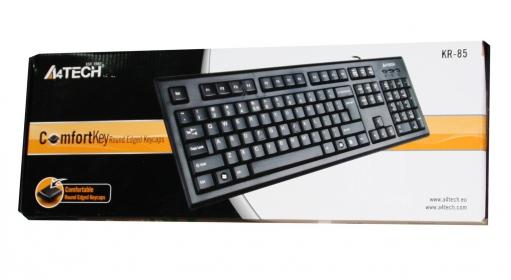 A4-Tech KR-85 USB magyar billentyűzet