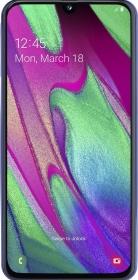 Samsung A405F Galaxy A40 Kék Dual 64GB Okostelefon (SM-A405FZBDXEH)