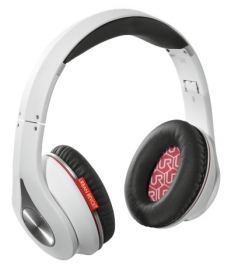 Trust Urban Fenix mikrofonos fehér-fekete headset (19709)