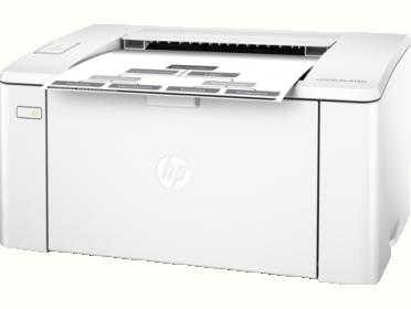 HP LJ Pro M102a fekete lézernyomtató (G3Q34A)