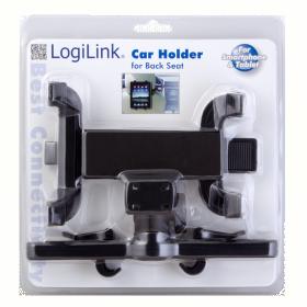 LogiLink Okostelefon és táblagép hátsó ülésre rögzíthető autós tartó (AA0031)