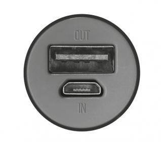 Trust Stilo PowerStick Portable Charger 2600 fekete PowerBank (20692)