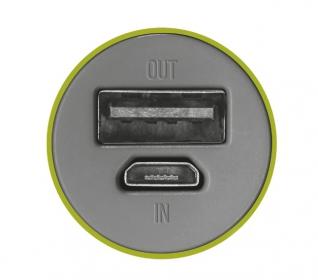Trust Stilo PowerStick Portable Charger 2600 limezöld PowerBank (20699)