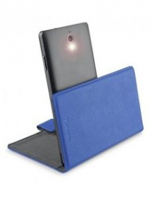 Cellularline Phablet ''XXXXL'' univerzális kék telefontok ( BOOKUNIPHB)