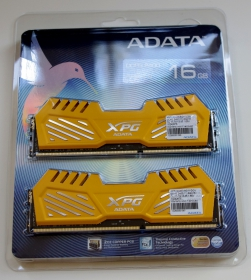 ADATA DDR3 XPG V2 2x8GB 2400MHz CL11 1.65V, Arany (AX3U2400W8G11-DGV)