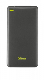 Trust Urban 4000T thin Portable Charger szürke PowerBank (20906)