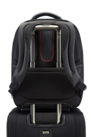 Samsonite PRO-DLX 4 LAPTOP BACKPACK L 16'' fekete notebook hátizsák (35V-009-007)
