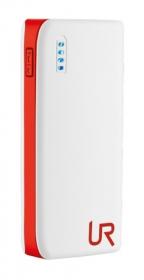 Trust 20271  4400 Portable Charger fehér-piros PowerBank