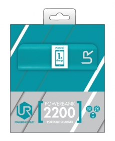 Trust Urban 2200 kék-fehér PowerBank (20069)