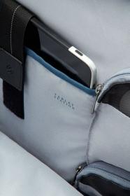 Samsonite BRIEFCASE 2 GUSSETS SPECTROLITE 16'' fekete notebook táska (80U-009-007)