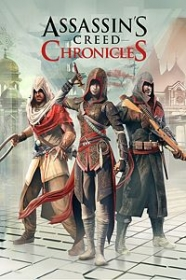 Assassin´s Creed Chronicles PS4 magyar felirat (2802872)