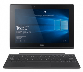 Acer Aspire Switch SW3-013-12CD Fekete Notebook (NT.MX3EU.003)