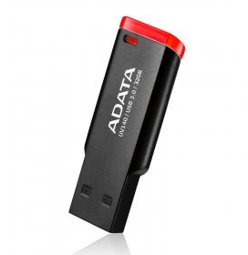 ADATA UV140 32GB USB3.0 Fekete-Piros Pendrive (AUV140-32G-RKD)