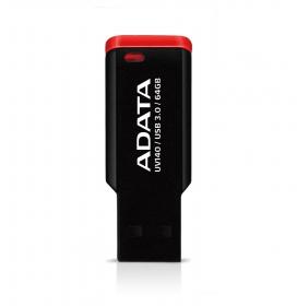 ADATA UV140 64GB USB3.0 Fekete-Piros Pendrive (AUV140-64G-RKD)