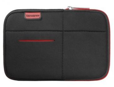 Samsonite Airglow Sleeves Sleeve 7'' Fekete-Piros (U37-039-004)