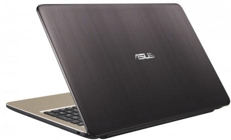 ASUS X540LA-XX004D fekete-ezüst notebook