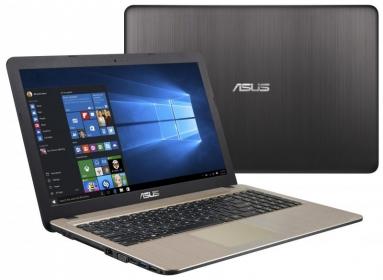 ASUS X540LA-XX002T fekete-ezüst notebook (90NB0B01-M00690)