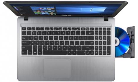 ASUS X540LA-XX053D ezüst notebook