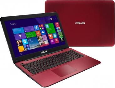 ASUS X555LB-XO084T Piros Notebook