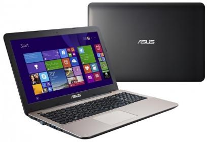 Asus X555UA-XO140D Barna Notebook