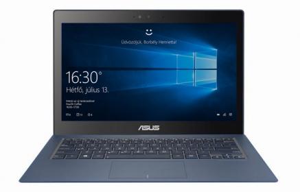 Asus Zenbook UX301LA-C4161T Sötétkék Notebook (90NB0193-M06740)