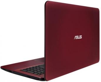 ASUS X555LN-XO124D Piros Notebook