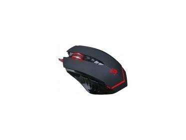 A4Tech Bloody V8m USB lézer fekete-piros gamer egér (A4TMYS43935)