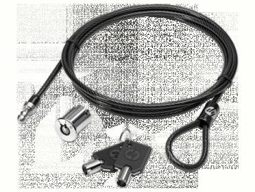 HP dokkolóállomás kábelzár (AU656AA)