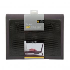 Targus Lap Chill Mat Cooling notebook hűtő, ventilátorral (AWE55EU)