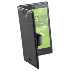 Cellularline Phablet ''XXXXL'' univerzális fekete telefontok (BOOKUNIPHK)