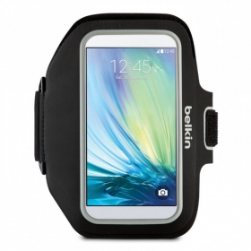 Belkin Bracelet  SAMSUNG GALAXY S6 fekete sport karpánt telefontok (F8M942BTC00)