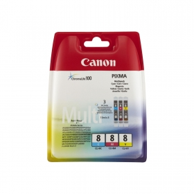 Canon CLI-8C-M-Y multipack tintapatron (0621B029)