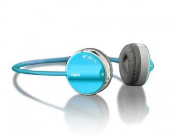 Rapoo H3070 Fashion wireless mikrofonos kék-szürke fejhaéégató (142043)