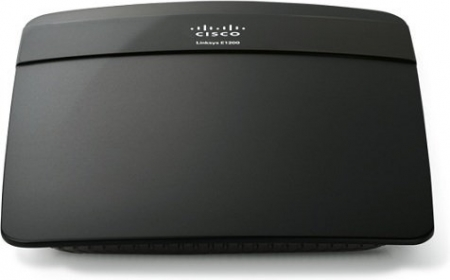 Linksys E1200-EE wireless N  router