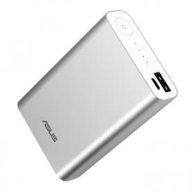 ASUS BAG-15-SHUTTLE2UT280PB-BK  17,3'' fekete-piros notebook hátizsák + UT280 egér + 10050 mAh PowerBank